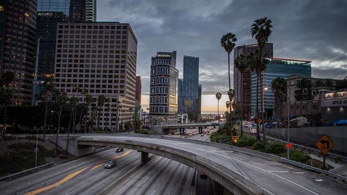 Covid-19 Los Angeles 5