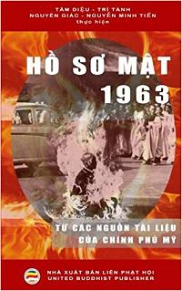 ho so mat 1963 cover book