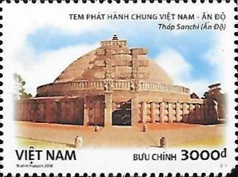 Tem-Phật Giáo Việt Nam 2018-3