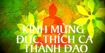 Kinh mung duc thich ca thanh dao