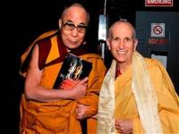 Dalai Lama and Ven. Chodron