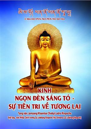 Ebook KINH NGỌN ĐÈN SÁNG TỎ