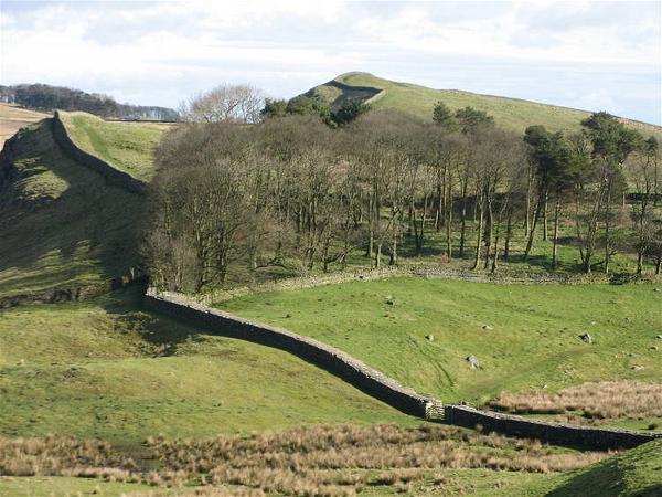 H.5- Tường thành (Roman limes)