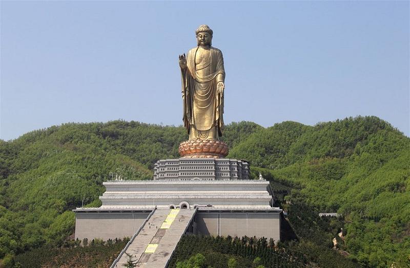 Tượng Trung Nguyên Đại Phật