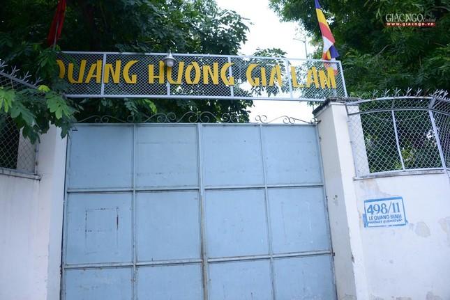 Chùa Già Lam, trú xứ của cố Trưởng lão Hòa thượng Thích Trí Thủ lúc sinh tiền, nơi có bảo tháp lưu giữ thân tứ đại của n