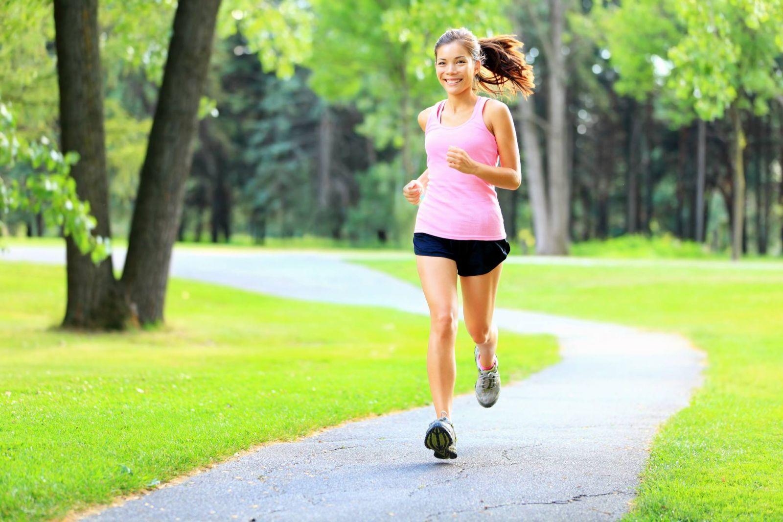 thien chay bo Làm đủ 8 điều này mỗi ngày, bất kể già hay trẻ cũng không phải lo bệnh tật