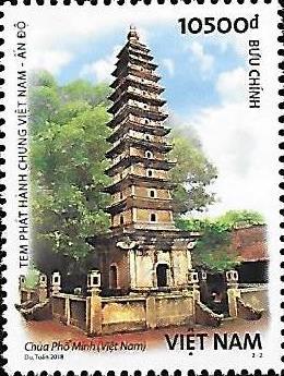 Tem-Phật Giáo Việt Nam 2018-2
